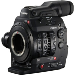 Видеокамера Canon EOS C300 Mark II