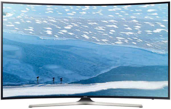 LCD телевизор Samsung UE-49KU6300