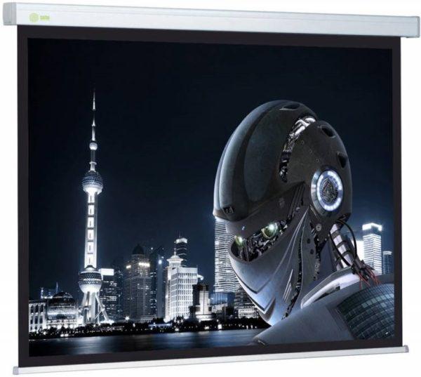 Проекционный экран CACTUS Wallscreen 1:1 [Wallscreen 213x213]