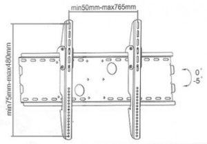 Подставка/крепление i-Tech PLB-1