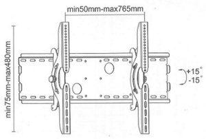 Подставка/крепление i-Tech PLB-2