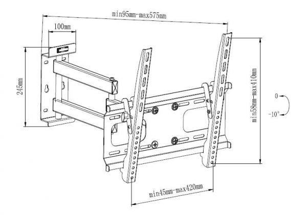 Подставка/крепление Resonans PS500