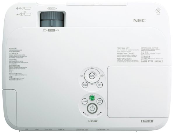 Проектор NEC M311W