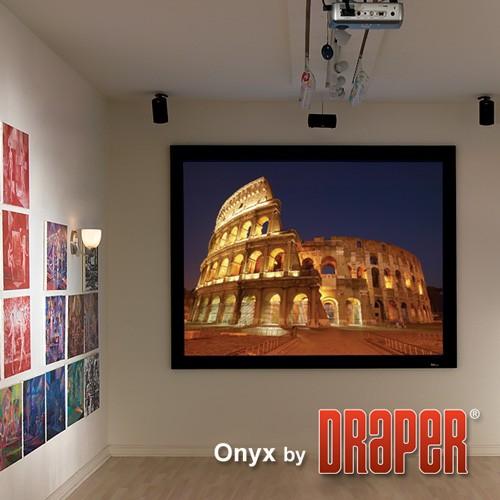 Проекционный экран Draper Onyx [Onyx 356x203]