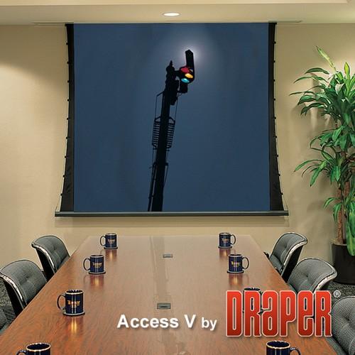 Проекционный экран Draper Access/Series V [Access/Series V 295x165]