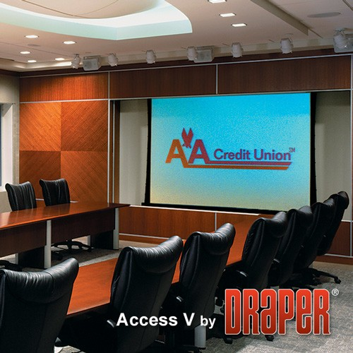 Проекционный экран Draper Access/Series V [Access/Series V 234x132]