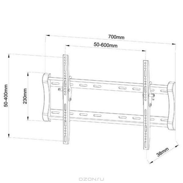 Подставка/крепление Vivanco WT 4035