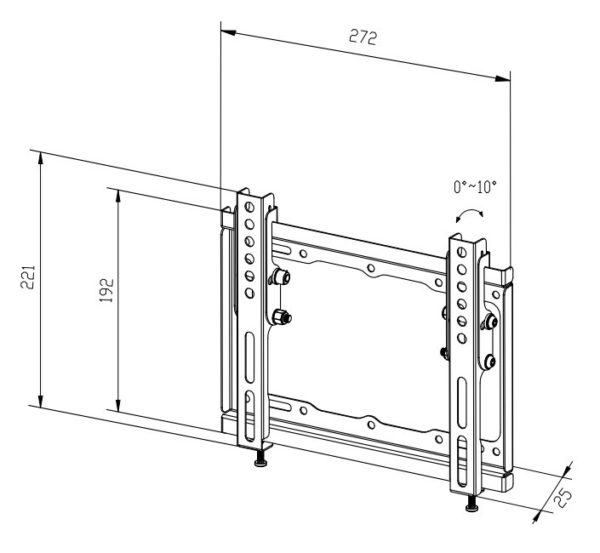 Подставка/крепление i-Tech PL2T