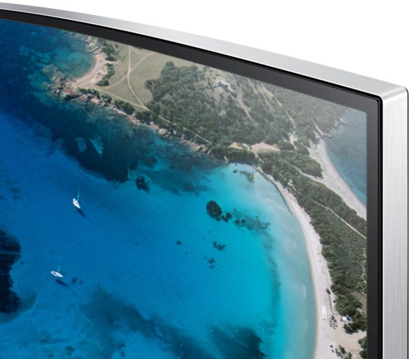 LCD телевизор Samsung UE-55H8000