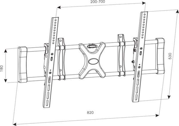 Подставка/крепление Tuarex OLIMP-8002