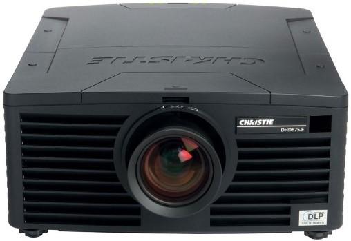 Проектор Christie DHD675-E