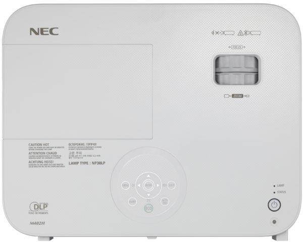 Проектор NEC M402H