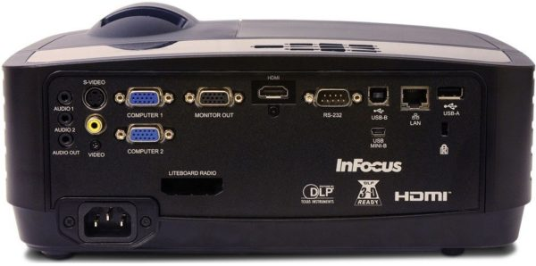 Проектор InFocus IN126STa