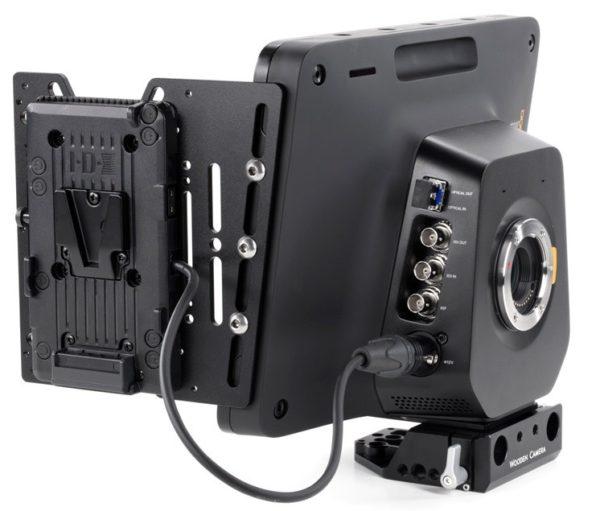 Видеокамера Blackmagic Studio Camera 4K