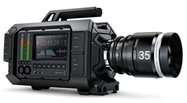 Видеокамера Blackmagic URSA PL
