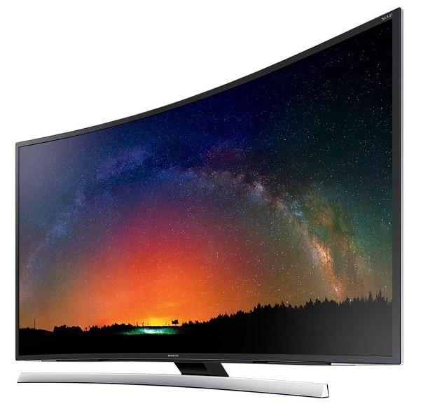 LCD телевизор Samsung UE-48JS8500