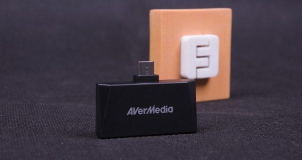 ТВ тюнер Aver Media AVerTV Mobile 510