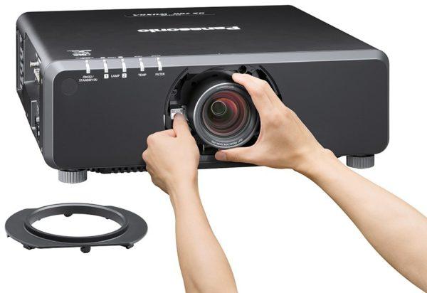 Проектор Panasonic PT-DX820