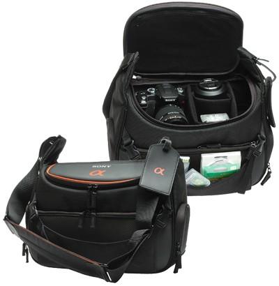 Сумка для камеры Sony LCS-AMSC30