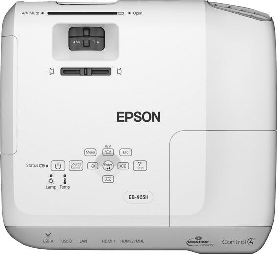 Проектор Epson EB-965H
