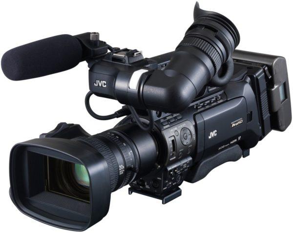 Видеокамера JVC GY-HM890CH
