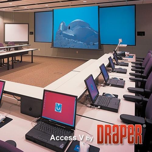 Проекционный экран Draper Access/Series V 4:3 [Access/Series V 244x183]