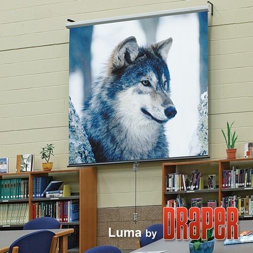 Проекционный экран Draper Luma 1:1 [Luma 178x178]