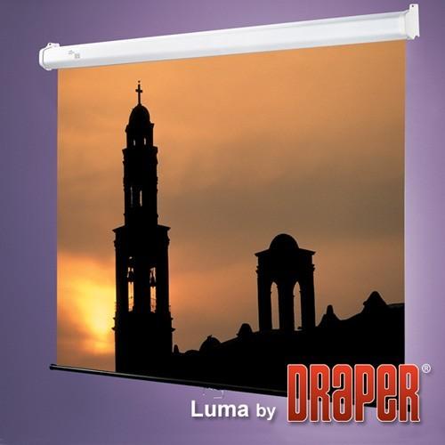 Проекционный экран Draper Luma 1:1 [Luma 244x244]