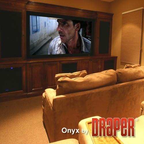 Проекционный экран Draper Onyx 4:3 [Onyx 203x152]