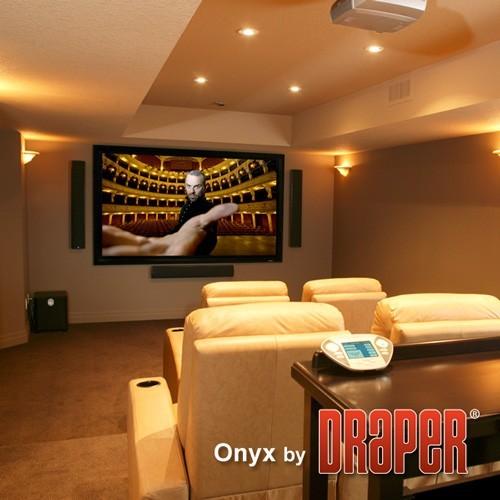 Проекционный экран Draper Onyx 4:3 [Onyx 160x119]