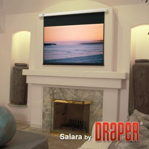 Проекционный экран Draper Salara 1:1 [Salara 152x152]