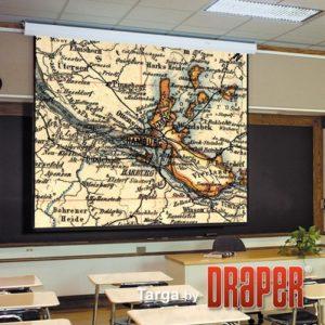 Проекционный экран Draper Targa 1:1 [Targa 274x274]