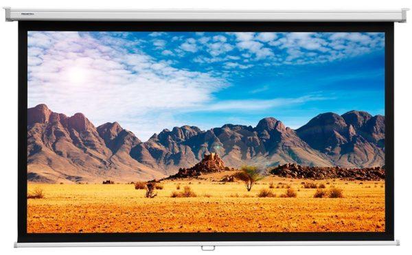 Проекционный экран Projecta SlimScreen 1:1 [SlimScreen 160x160]