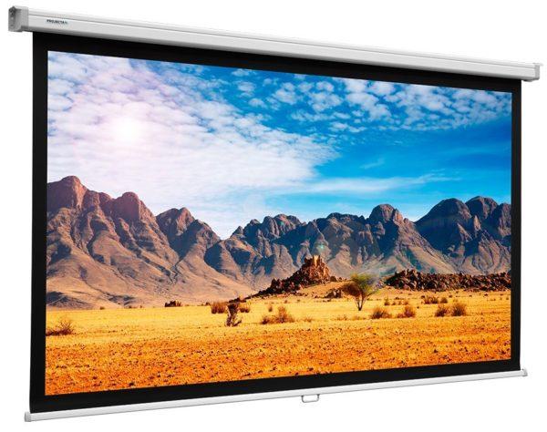 Проекционный экран Projecta SlimScreen 1:1 [SlimScreen 125x125]
