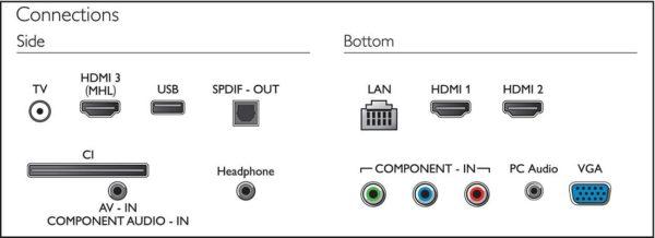 LCD телевизор Philips 32PHT4001