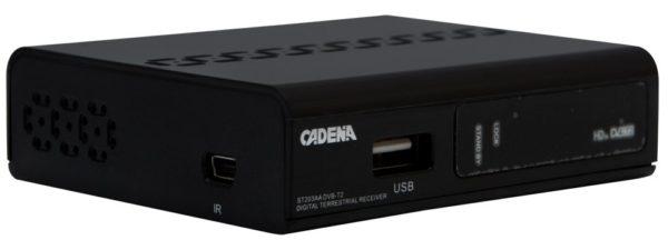 ТВ тюнер Cadena ST-203AA