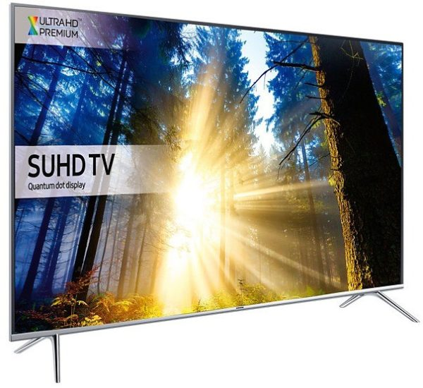 LCD телевизор Samsung UE-55KS7000