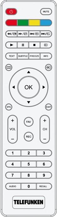 LCD телевизор Telefunken TF-LED32S38T2