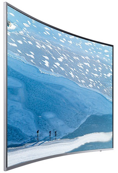 LCD телевизор Samsung UE-43KU6500