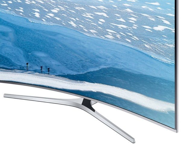LCD телевизор Samsung UE-55KU6670