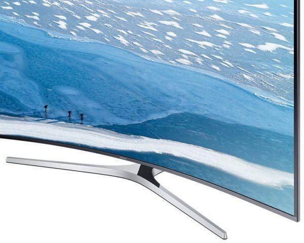 LCD телевизор Samsung UE-55KU6650