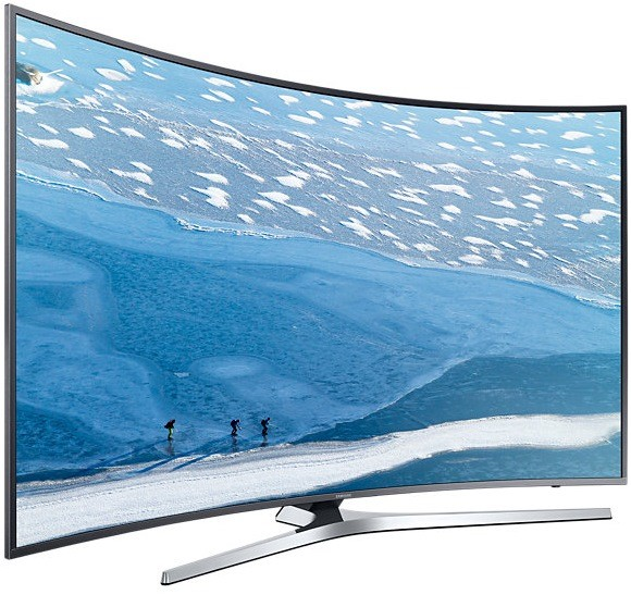 LCD телевизор Samsung UE-43KU6650