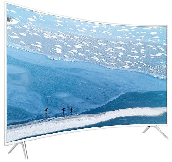 LCD телевизор Samsung UE-55KU6510