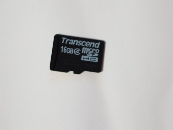 Карта памяти Transcend microSDHC Class 4 [microSDHC Class 4 4Gb]