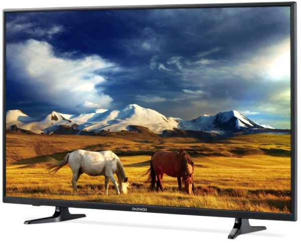 LCD телевизор Daewoo L40R630VKE