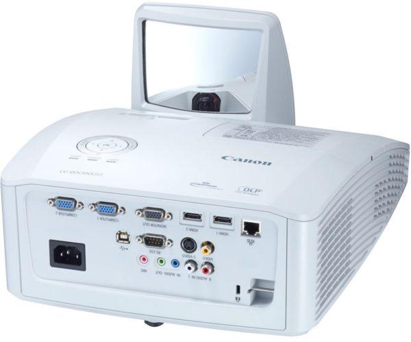 Проектор Canon LV-WX300UST
