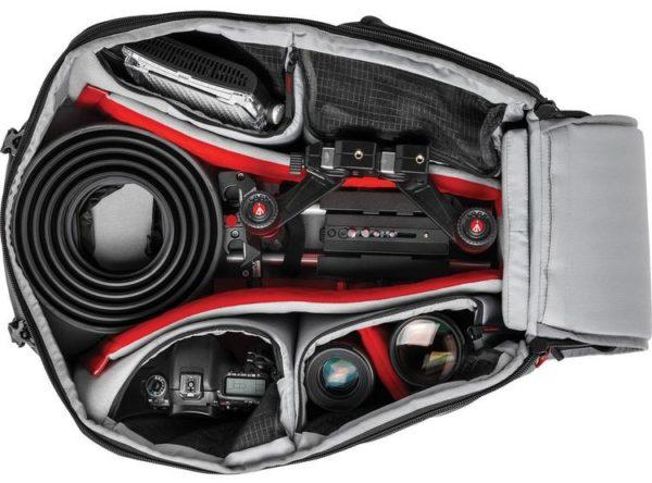 Сумка для камеры Manfrotto Pro Light Video Pro-V-610