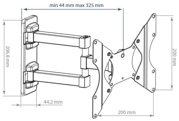 Подставка/крепление Kromax GALACTIC-13