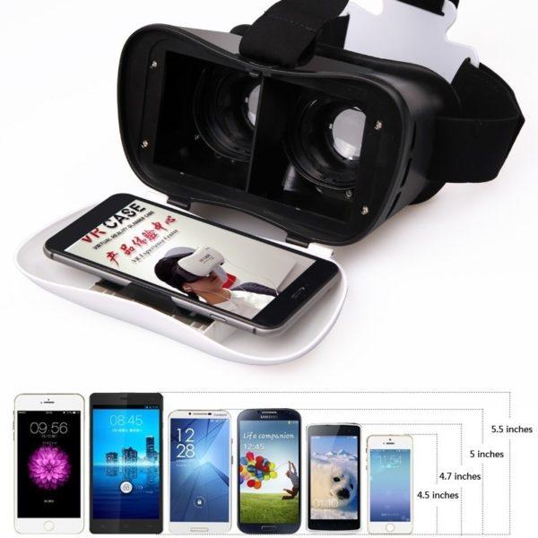Очки виртуальной реальности VR Case RK5