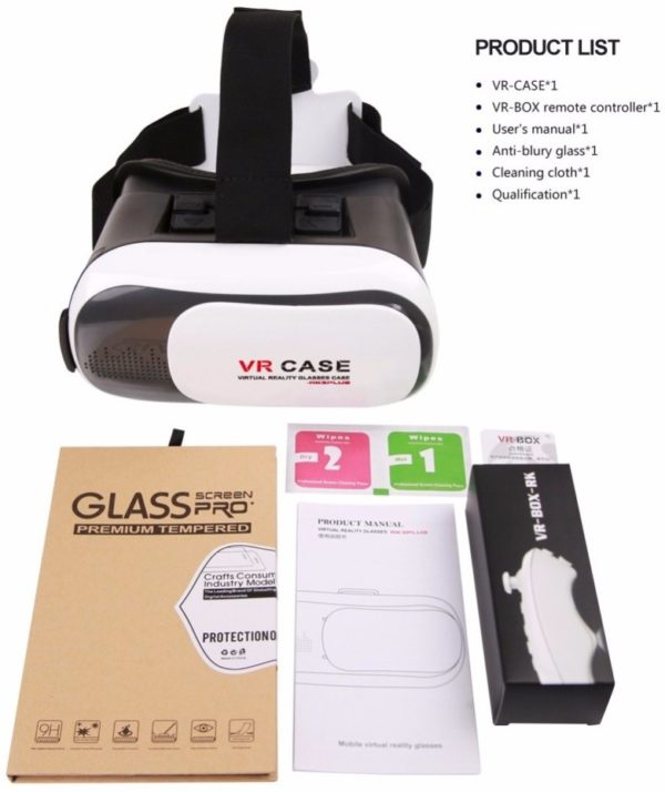 Очки виртуальной реальности VR Case RK3